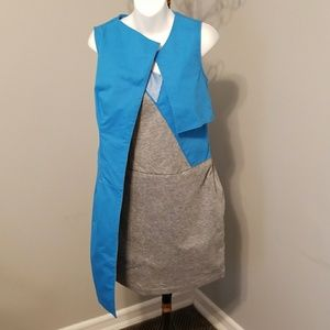 Rafael Cennamo asymmetric dress nwot